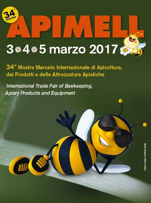 Banner di Apimell 2017